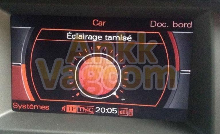 ankk-vagcom_audi_mmi_2g_eclairage_tamisé