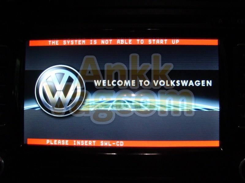 🔥 How to: Volkswagen RNS 510 - Firmware Upgrade to version 5238